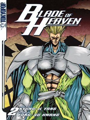 cover image of Blade of Heaven, Volume 2