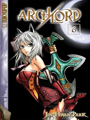 cover image of Archlord, Volume 6