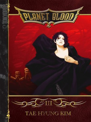 cover image of Planet Blood, Volume 3