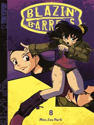 cover image of Blazin' Barrels, Volume 8