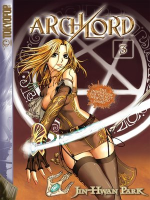cover image of Archlord, Volume 3