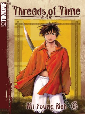 cover image of Threads of Time, Volume 6