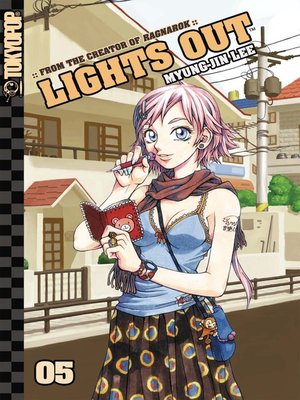 cover image of Lights Out, Volume 5