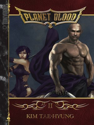 cover image of Planet Blood, Volume 2
