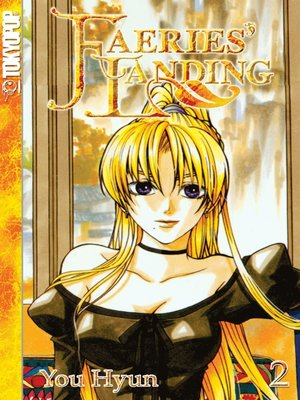 cover image of Faeries' Landing, Volume 3
