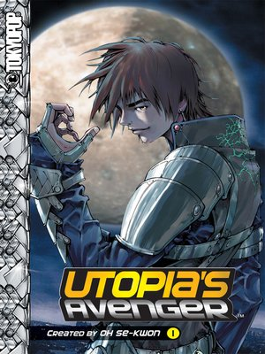 cover image of Utopia's Avenger, Volume 1