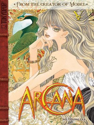 cover image of Arcana, Volume 5