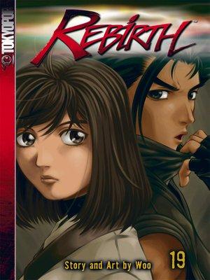 cover image of Rebirth, Volume 19