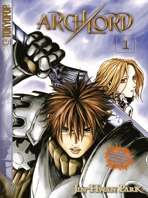 cover image of Archlord, Volume 1