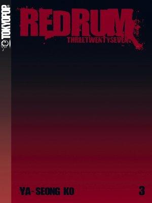 cover image of Redrum 327, Volume 3