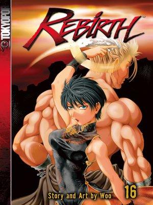 cover image of Rebirth, Volume 16