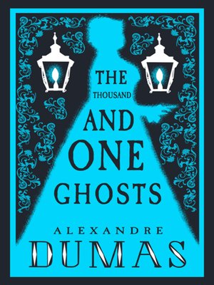 cover image of The Thousand and One Ghosts
