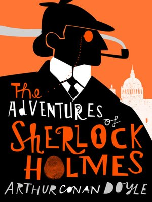 cover image of The Adventures of Sherlock Holmes