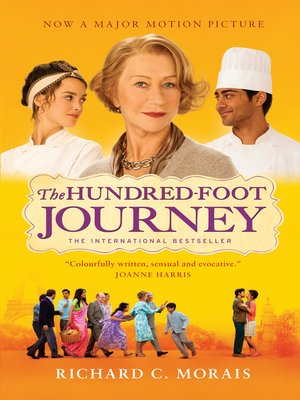 cover image of The Hundred-Foot Journey