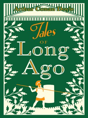 cover image of Tales of Long Ago