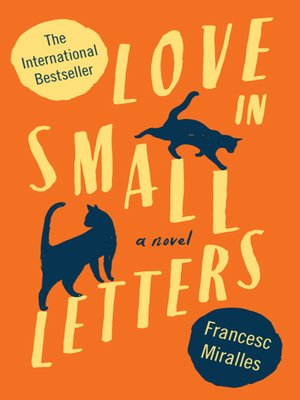 cover image of Love in Small Letters