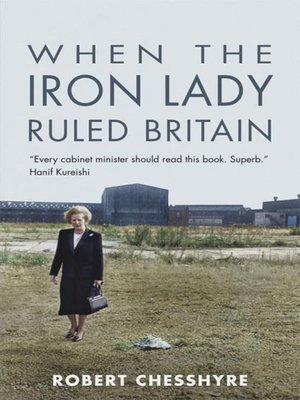cover image of When the Iron Lady Ruled Britain