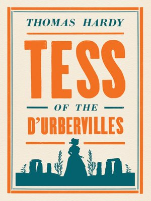 cover image of Tess of the D'Ubervilles
