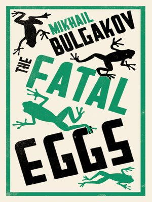 cover image of Fatal Eggs