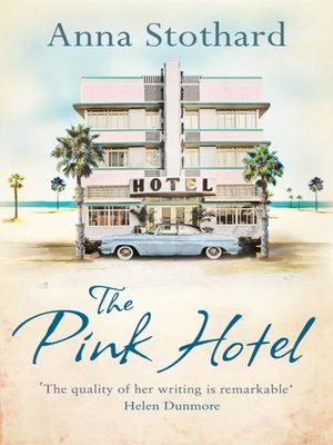 cover image of The Pink Hotel