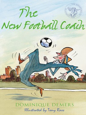 cover image of The New Football Coach