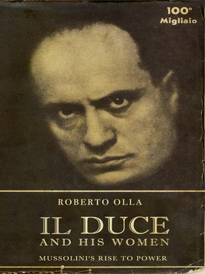 cover image of Il Duce and His Women