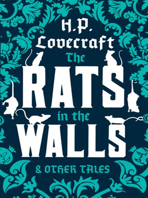 cover image of The Rats in the Walls and Other Tales