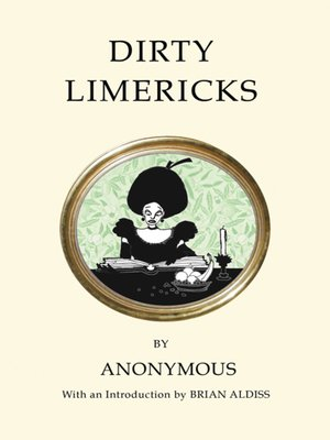 cover image of Dirty Limericks