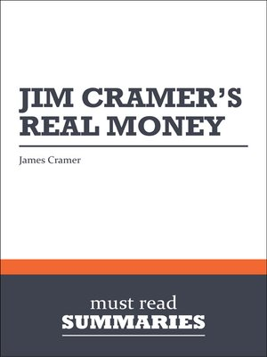 cover image of Jim Cramer's Real Money - James Cramer