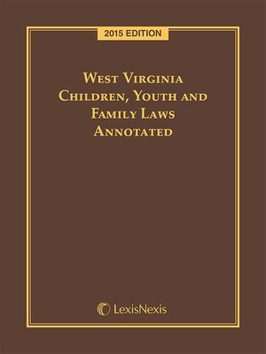 cover image of West Virginia Children