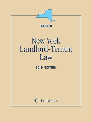 cover image of New York Landlord-Tenant Law