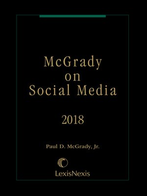 cover image of McGrady on Social Media