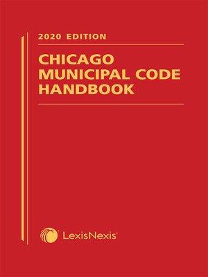 cover image of Chicago Municipal Code Handbook