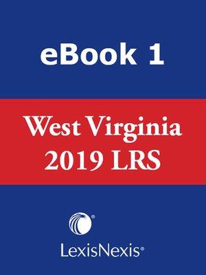 cover image of West Virginia Legislative Review Service