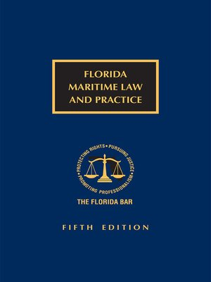 cover image of Florida Maritime Law and Practice