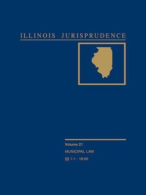 cover image of Illinois Jurisprudence