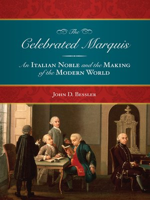 cover image of The Celebrated Marquis