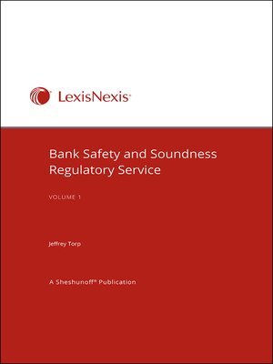 cover image of Bank Safety and Soundness Regulatory Service