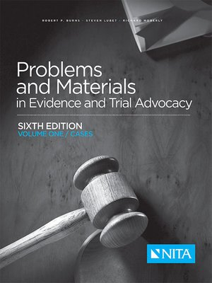 cover image of Problems and Materials in Evidence and Trial Advocacy