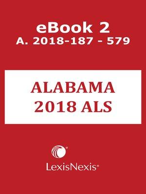 cover image of Michie's Alabama Advance Legislative Service