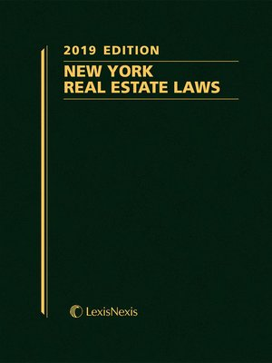 cover image of New York Real Estate Laws