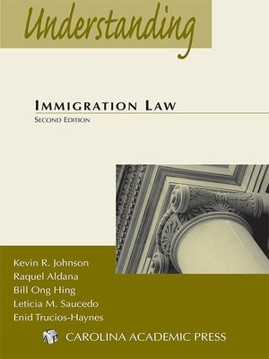 cover image of Understanding Immigration Law
