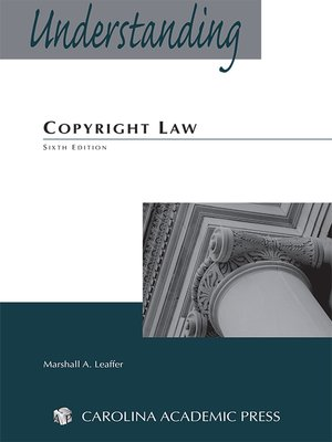 cover image of Understanding Copyright Law