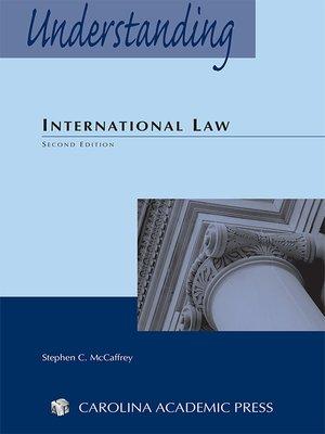 Cover of Understanding International Law
