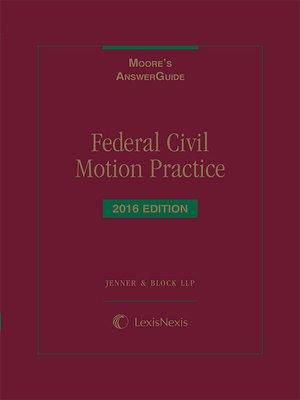 Civil Procedure - All Aspects