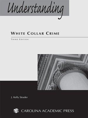 underst anding white collar crime croall hazel