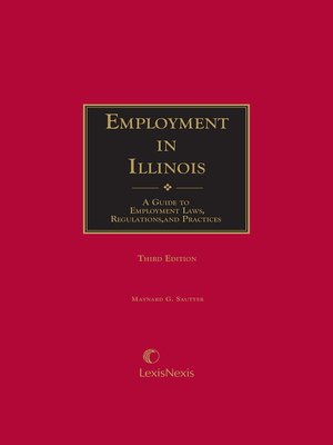 cover image of Employment in Illinois