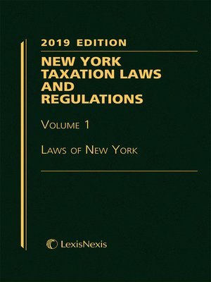cover image of New York Taxation Laws and Regulations