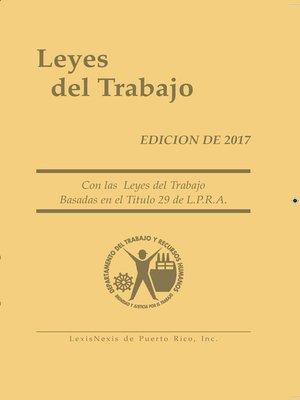 cover image of Leyes de Trabajo