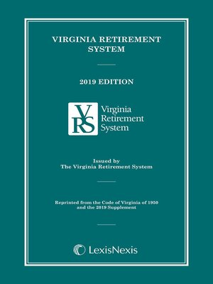 cover image of Virginia Retirement System